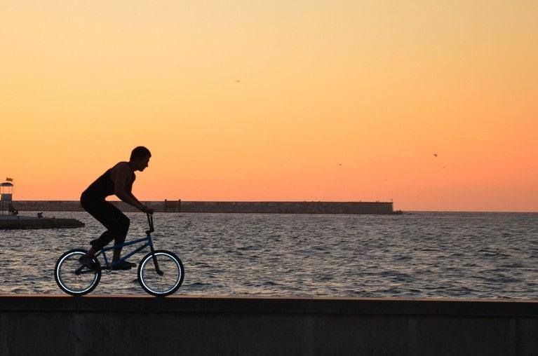 По Крыму на велосипеде