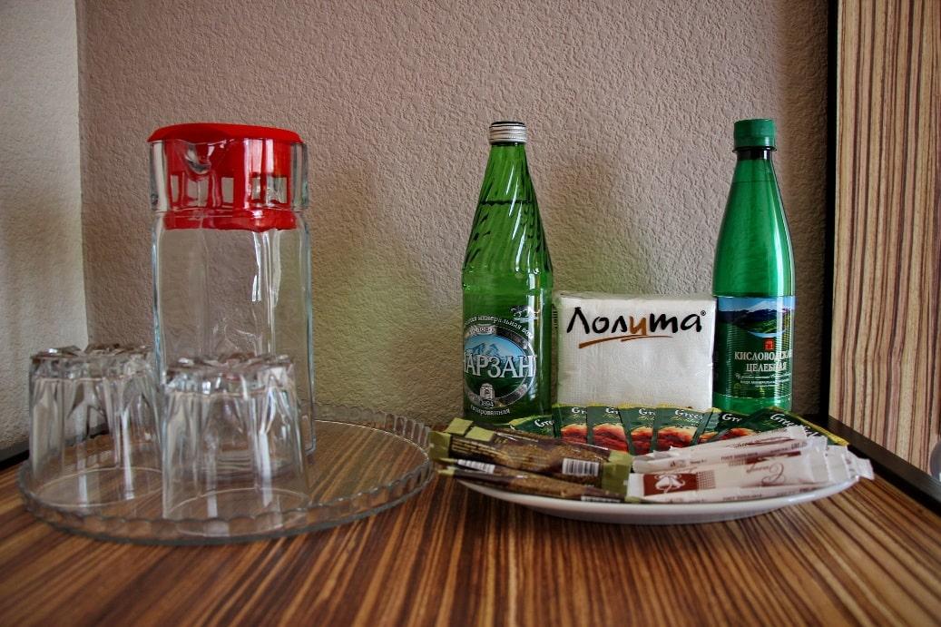 Минеральная вода – визитная карточка всех баксанских санаториев