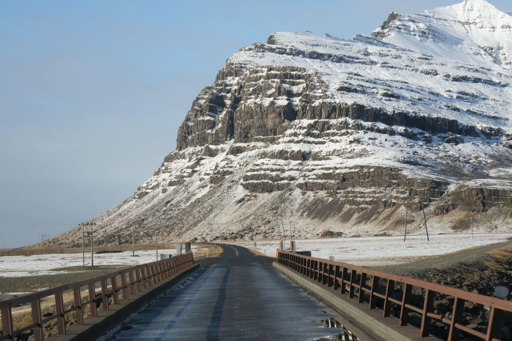 Исландская окружная дорога