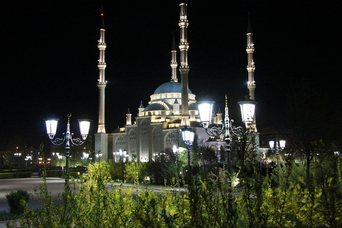Туристам предлагают однодневные экскурсии в соседнюю Чечню