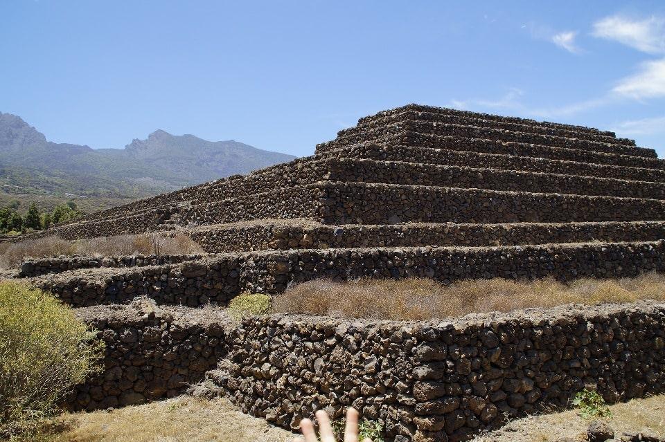 Пирамида Гуимар