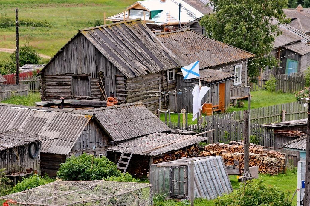 Карельские села настолько самобытны, что объектами культурного наследия