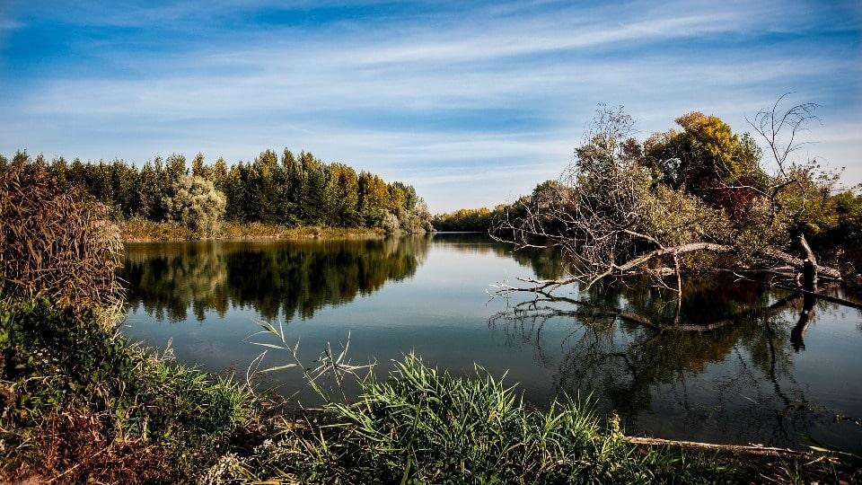 Главным достоянием деревни Хахалы является река Керженец с живописными берегами, утопающими в зелени