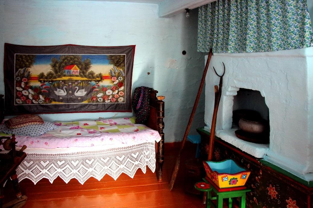 Интерьеры старообрядческого дома