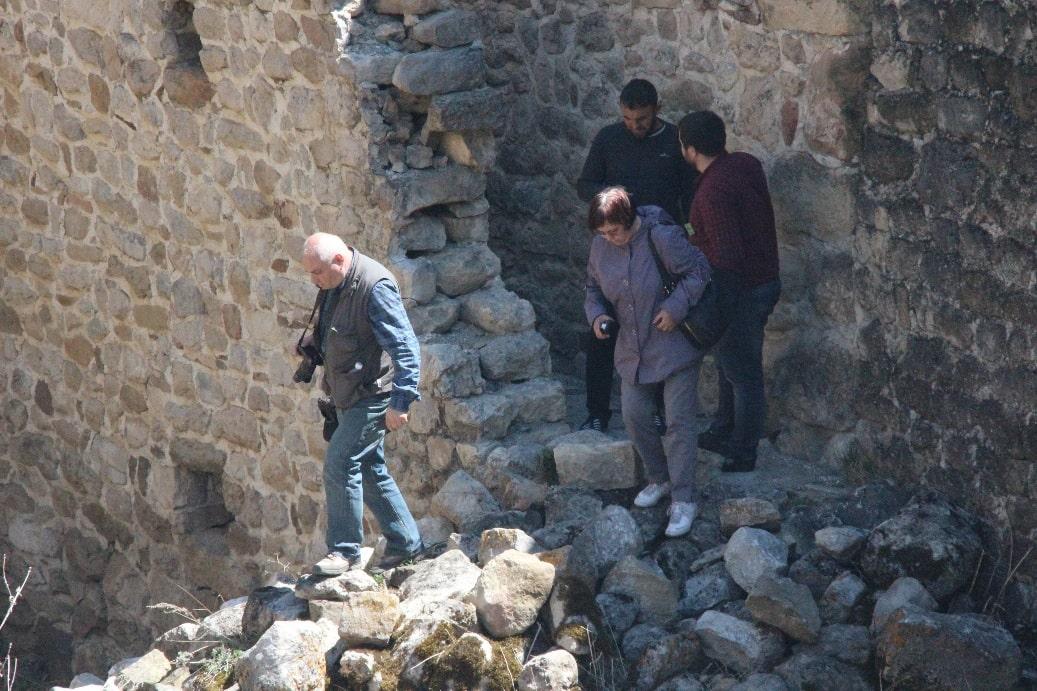 Древние постройки находятся под защитой ЮНЕСКО