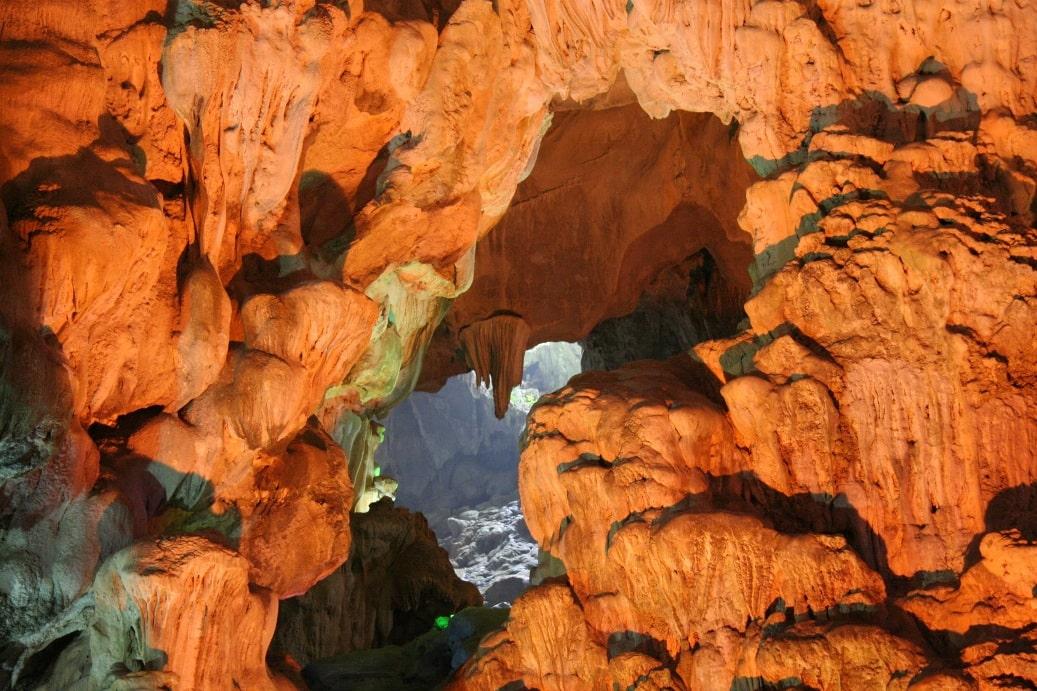 Подземные миры Фонгня-Кебанга