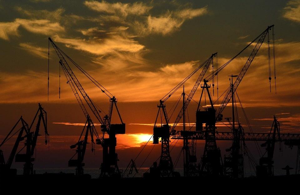 Холмск – портовый город