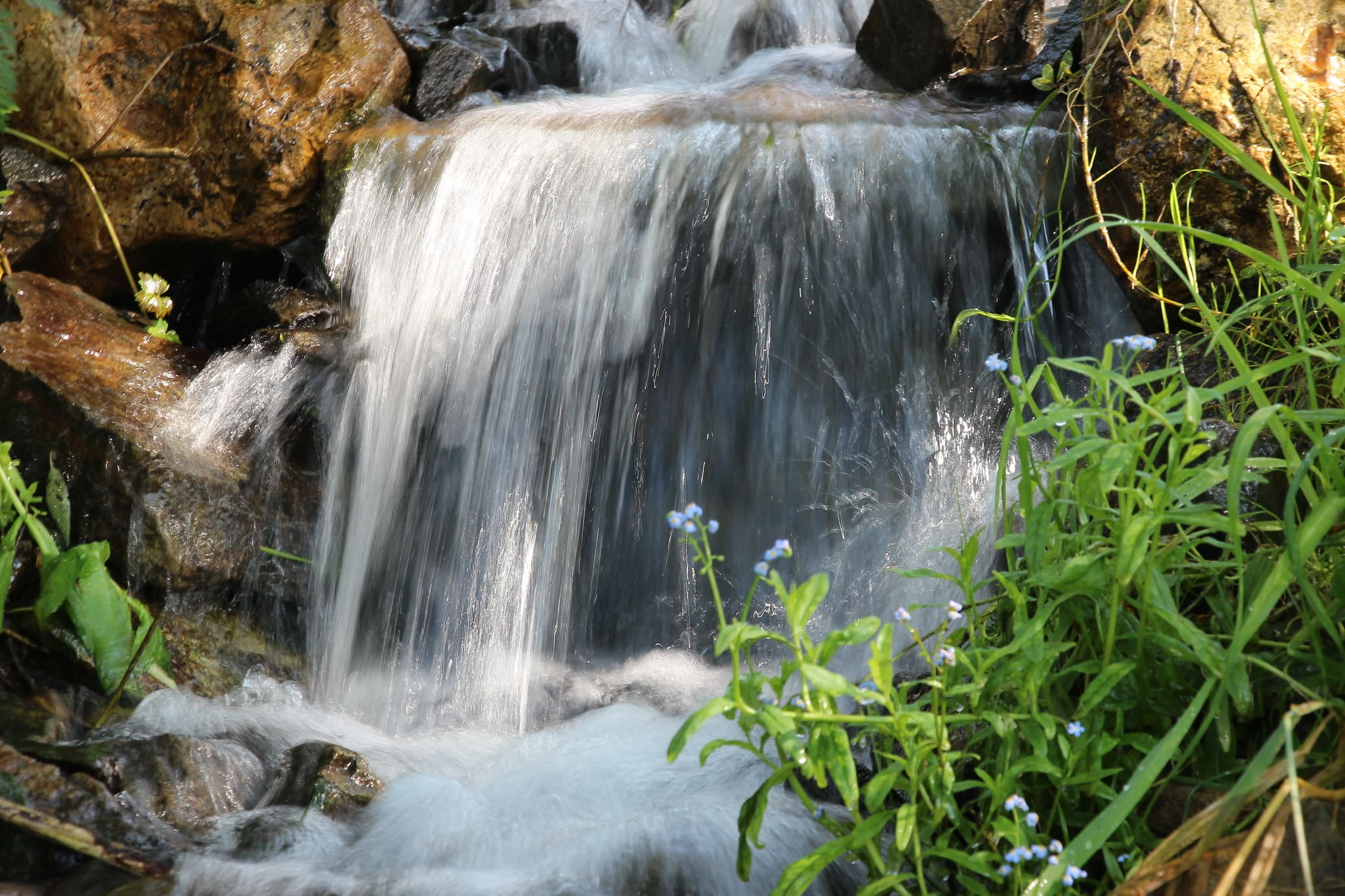 Дигорская минеральная вода представляет собой природную газировку