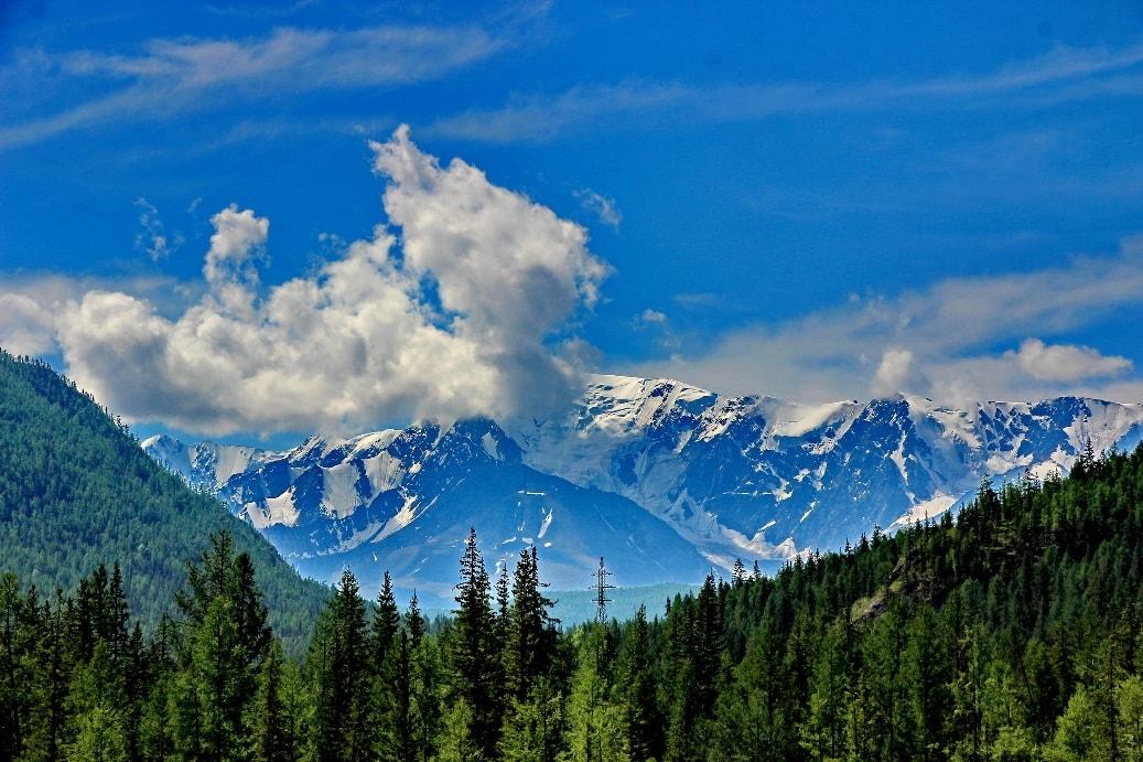 Золотые горы Алтая находятся под охраной ЮНЕСКО