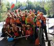 Молодёжный поход: сплав по реке Кереть и путешествие по Белому морю