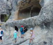 Детский Крым (По пещерным городам)