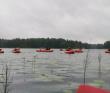 Поход по Градуевским озерам