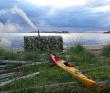 Белое море на морских каяках (байдарках): Карельский берег