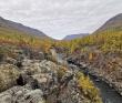 Под полярным небом плато Путорана