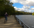 Велопрогулка по паркам Москвы