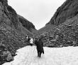 Горный лагерь в Хибинах