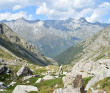 Горный лагерь в Дигории (Северная Осетия)