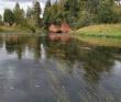 По озеру Донцо на сапах с трансфером