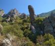 Детский Крым (Горы и водопады)