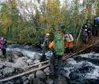 Пеший поход в Хибины (спортивный, 1-я категория сложности)