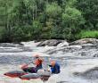 Сплав по рекам Тунтсайоки и Тумча