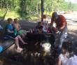 Мультипоход с детьми по Карельскому перешейку