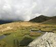 Заповедная Рица - горы и озёра (поход налегке)