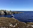 Ладога - выходные на островах с баней