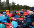 Финляндия на байдарках: по рекам и озёрам национального парка Хосса