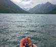 Поход по Мультинским озёрам налегке + сплав