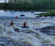 Сплав по реке Писта (Пистайоки) на байдарках