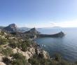 Южный берег Крыма (горы и море)