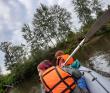 Однодневный сплав по реке Клязьма