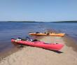 Тур на каяках (байдарках) по фортам и островам Выборгского залива (с лодкой сопровождения)