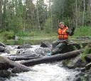 Сев-Запад, По рекам и канавам Ленинградской области