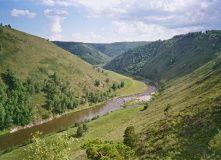 Урал, Сплав по реке Сакмара