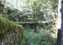 Сев-Запад, Форты Выборга. Неизвестная крепость