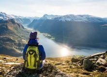 Норвегия, Треккинг в Йотунхеймене (разведка)