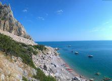 Крым, На каяках по Чёрному морю - Тарханкут и Балаклава