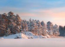Сев-Запад, Сюрпризы Вуоксы, зимняя версия