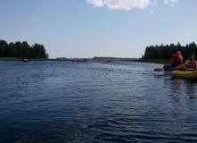 Карелия, Сплав по реке Поньгома