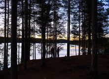 Карелия, Красоты Карелии. Озеро Пизанец