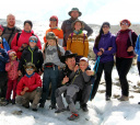Кавказ, По высокогорным тропам Безенги с детьми