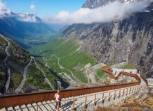 Норвегия, Лучшие трекинги Норвегии