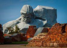 Беларусь, Назад в будущее. Дорогой Тамплиеров (с проживанием в мотелях и палатках)