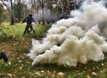 Подмосковье, В активном поиске: Осенний лагерь