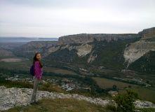 Крым, Горный Лагерь в Крыму - Дикий Мёд Бельбекской долины