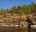Сев-Запад, Двухдневный SUP-тур: Приозерск+Ладожские шхеры с трансфером