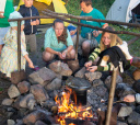 Сев-Запад, Лабиринты Вуоксы на байдарках с детьми