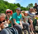 Кавказ, Кавказ с детьми. Тайны Адыгеи (с домами)